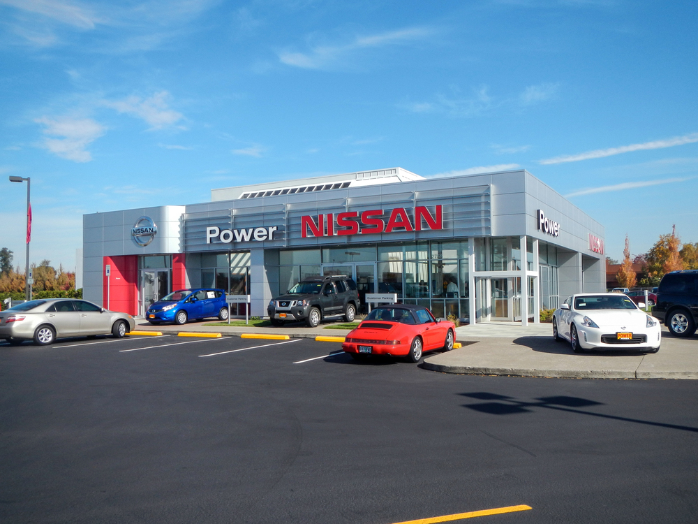 Power Nissan Salem Oregon >> Power Nissan Axis Design Group Architecture Engineering Inc