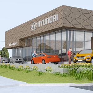 Ron Tonkin Hyundai >> On The Boards Axis Design Group Architecture Engineering Inc