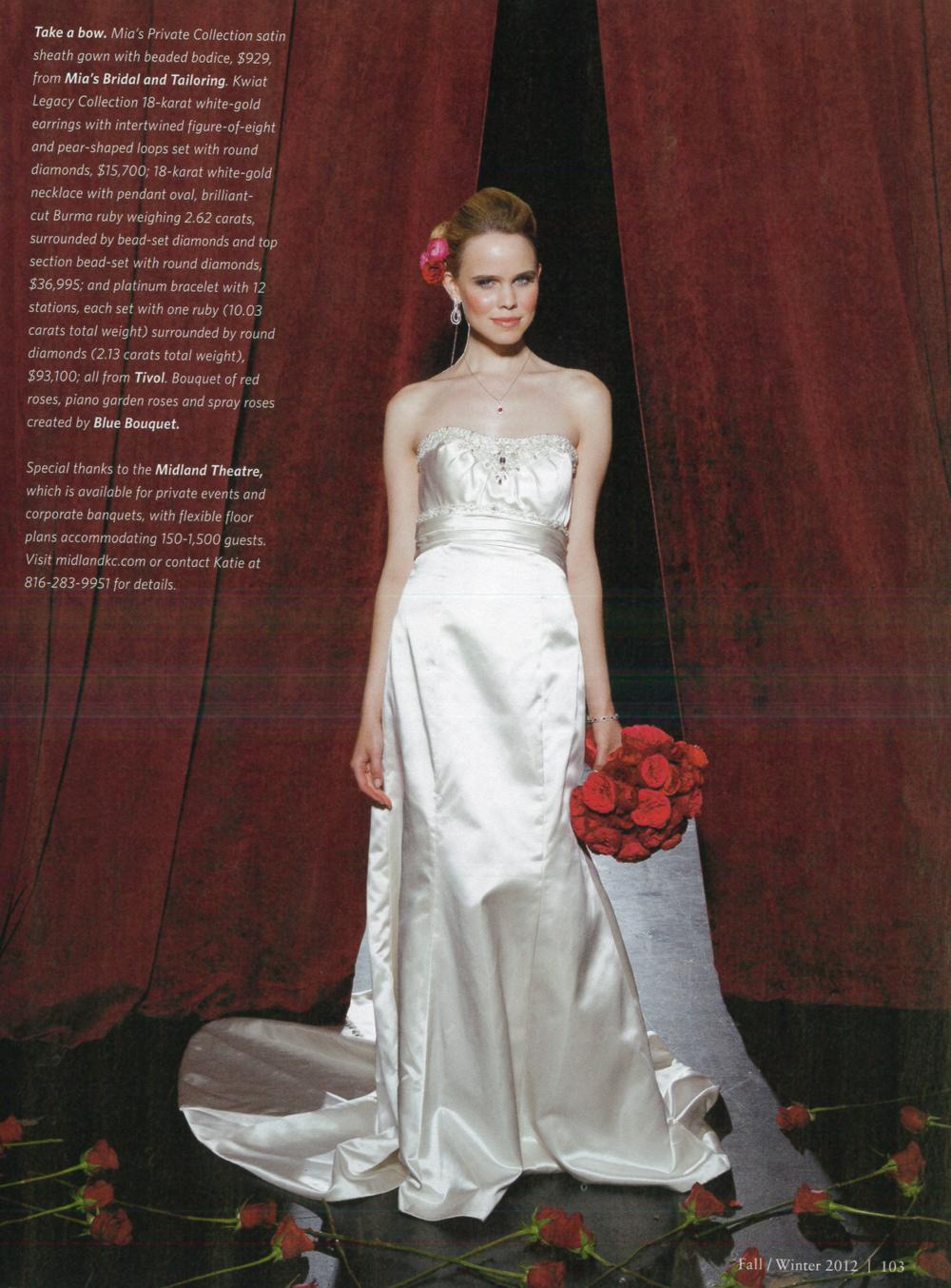 Hair root white sheath long dress