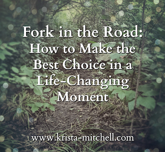 Fork in the Road: How to Make the Best Choice in a Life-Changing Moment by Krista N. Mitchell
