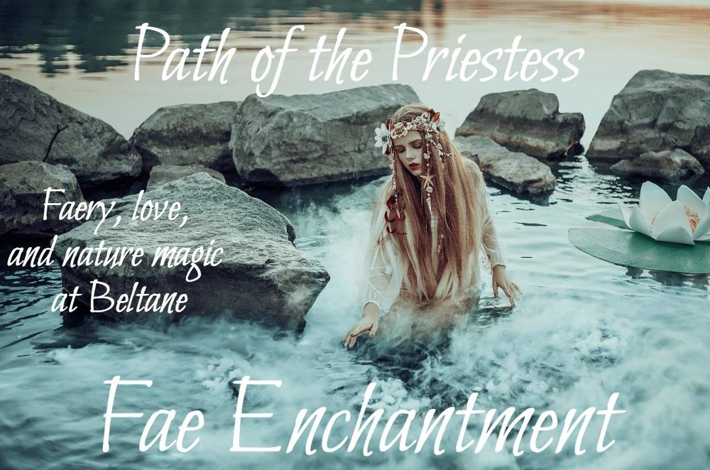 Fae Enchantment / krista-mitchell.com