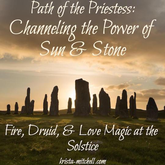 Path of the Priestess  / krista-mitchell.com