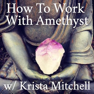How To Work With Amethyst / krista-mitchell.com