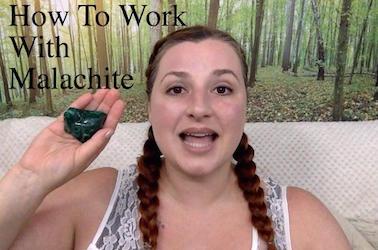 How to Work with malachite / krista-mitchell.com