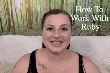 how to work with ruby / krista-mitchell.com