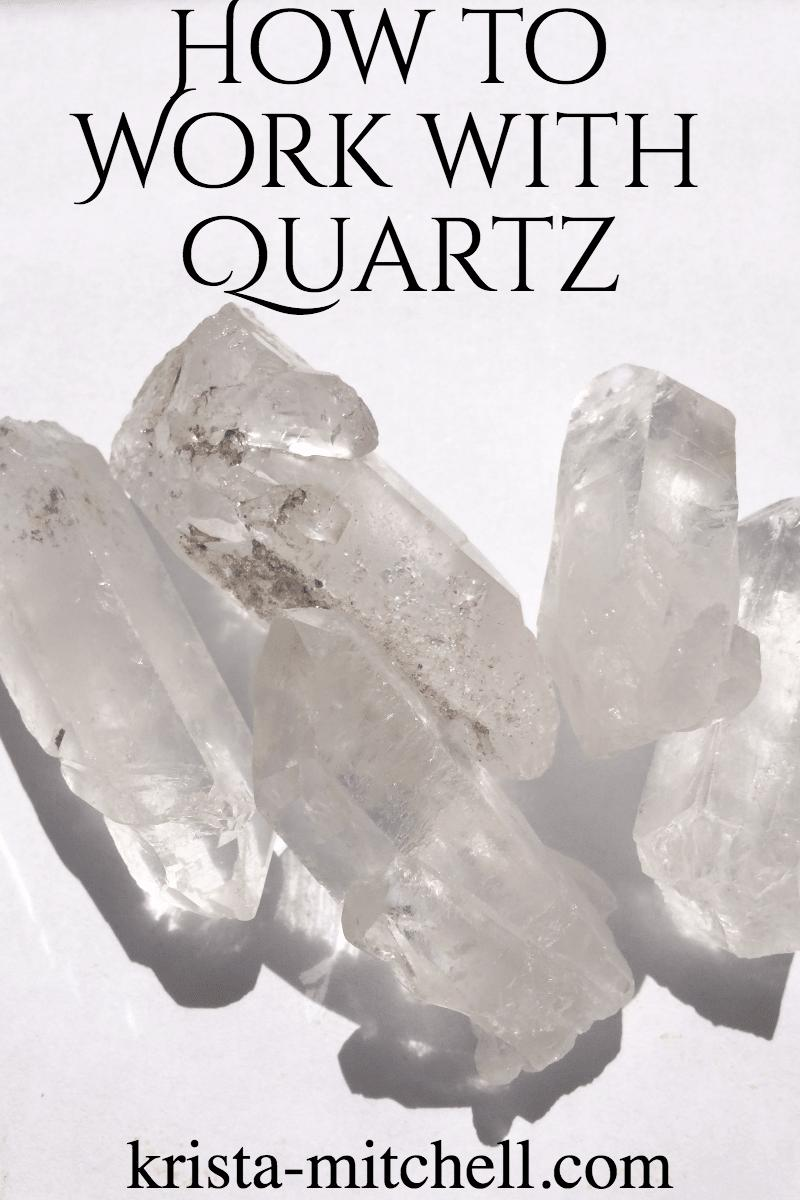 How to work with quartz / krista-mitchell.com