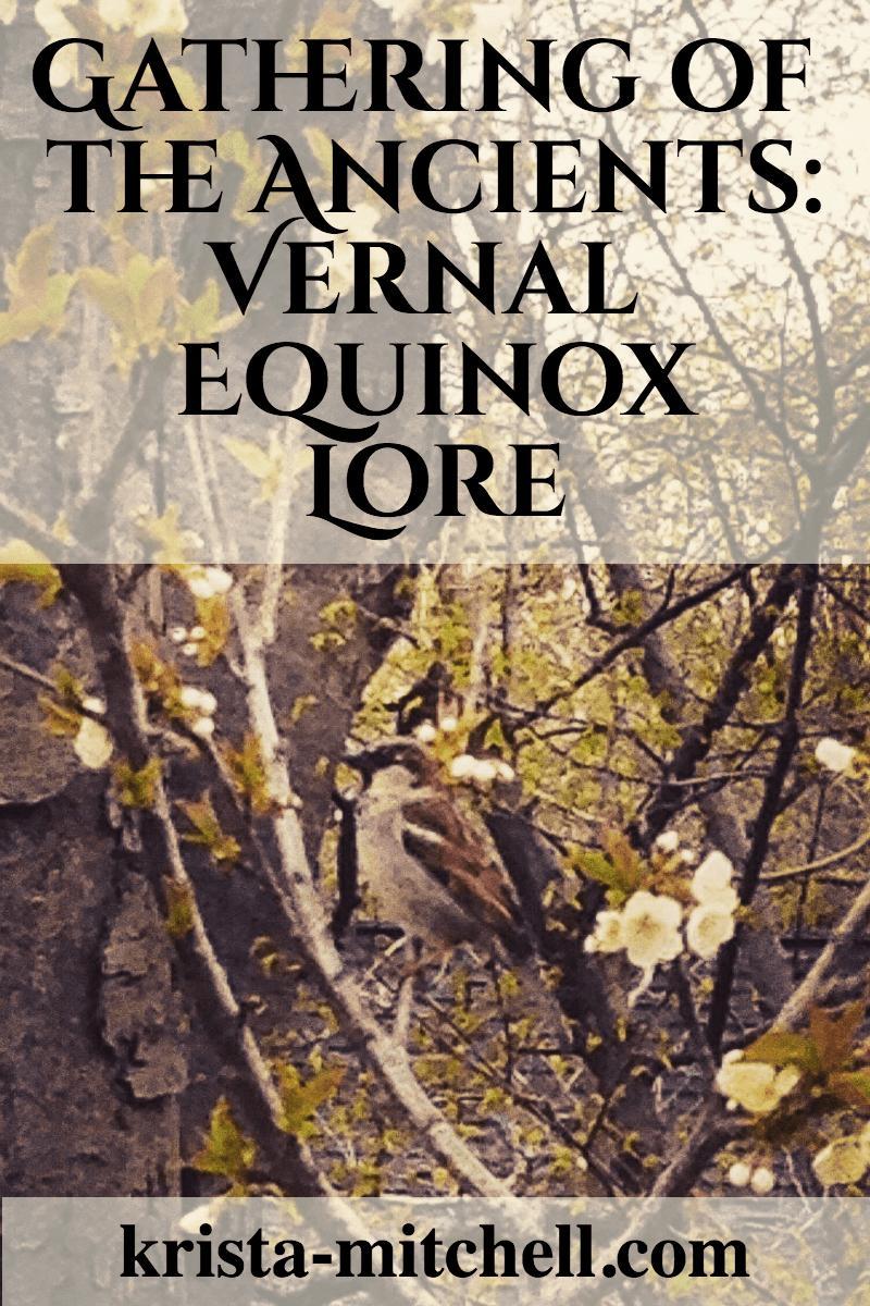 Vernal Equinox Lore / krista-mitchell.com