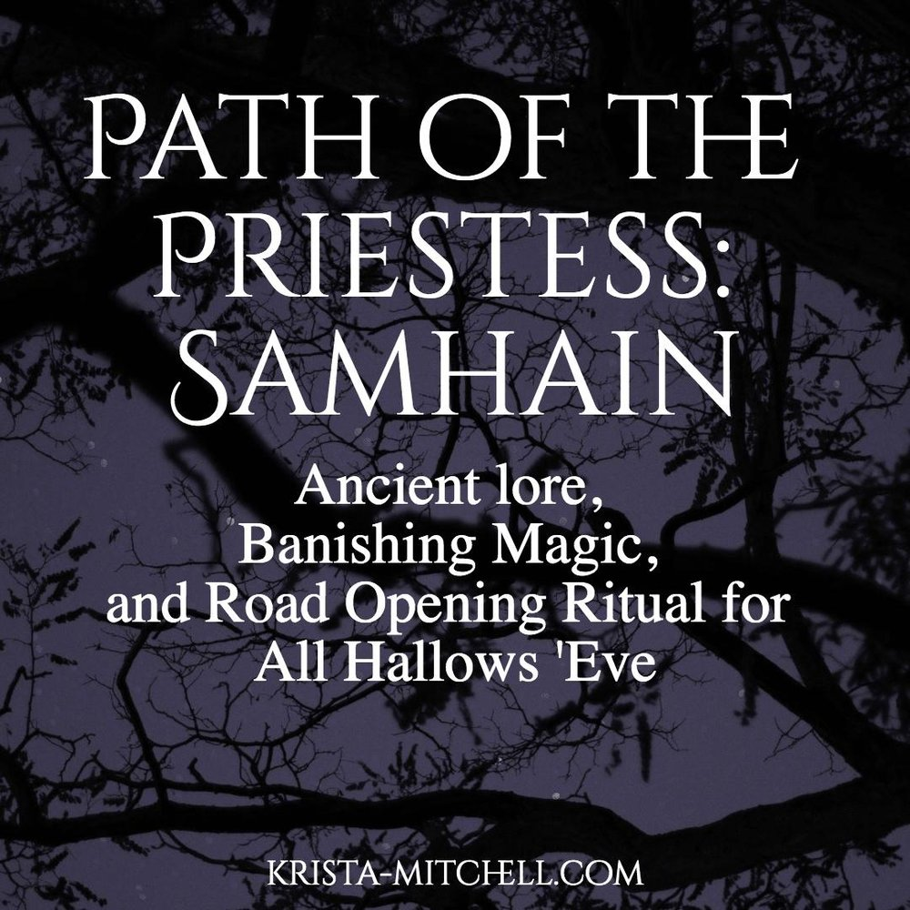 Path of the Priestess: Samhain