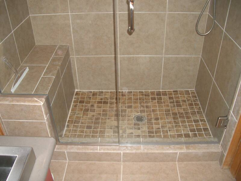 Shower Pan Preformed Ready To Tile Shower Pan Custom Size