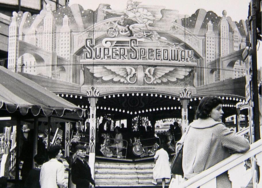 John Biddall's Ben Hur Ark - 1960