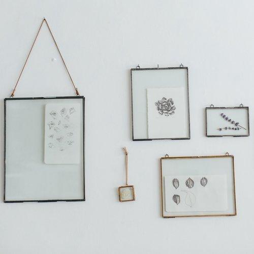 Simple Glass frame — B O T A N Y