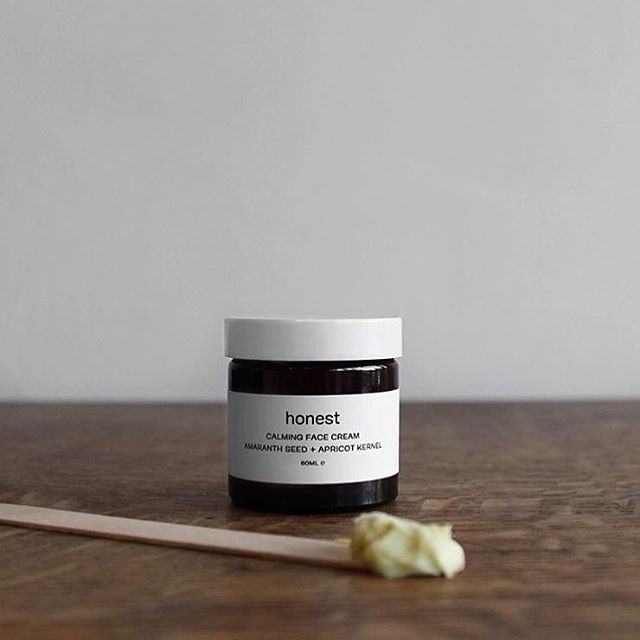 A treatment room staple. @honestskincare's calming face cream. Let Vikki give you the facial of a lifetime today. Book in store or online using code #instawelcome to get £10 off your 1st facial with us.