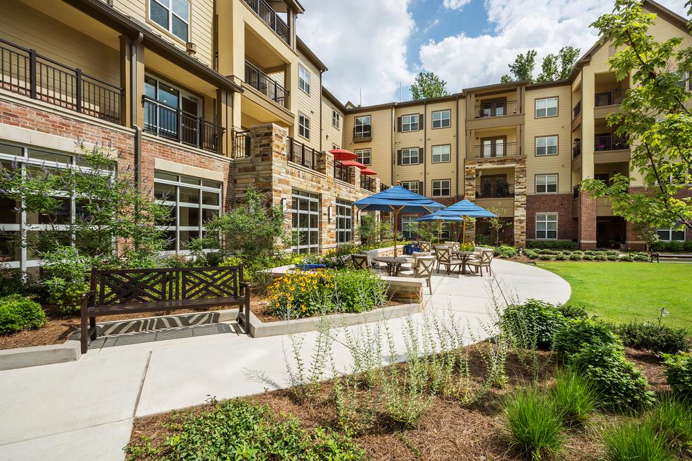 Solana Senior Living Landscape Architecture Amp Design