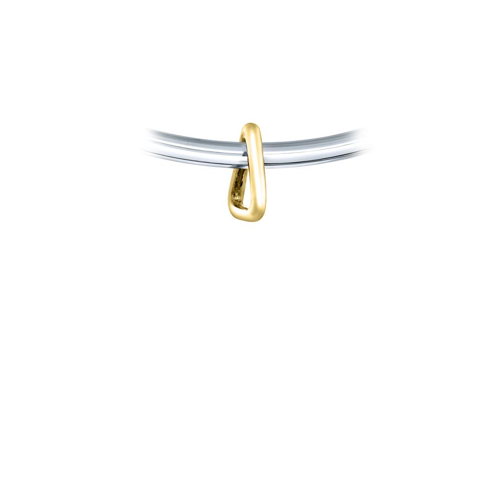 Prisma  -  10K Gold  |  925 Sterling silver   Charm