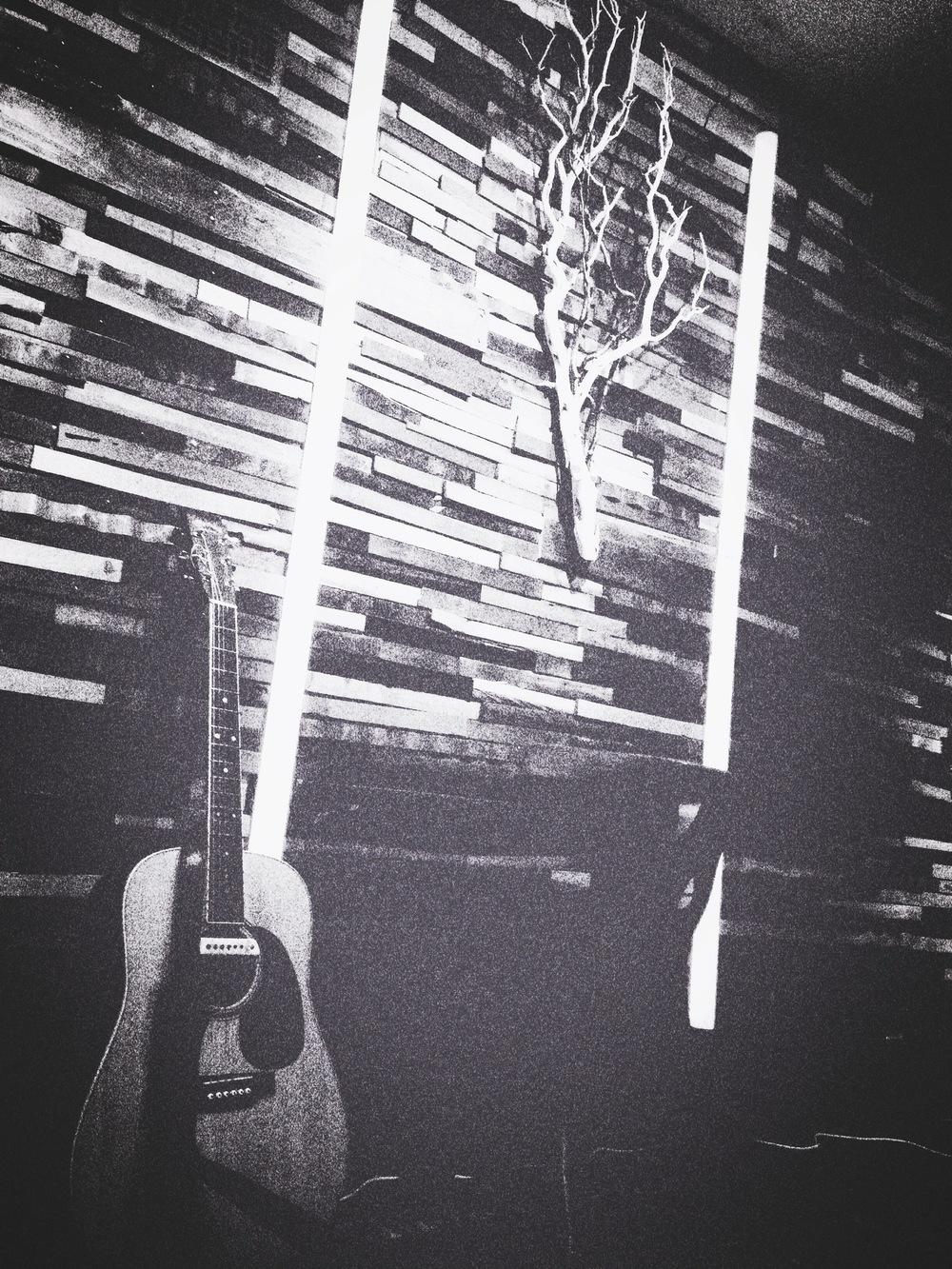 B&W Guitar.JPG