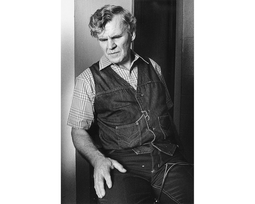 Doc Watson bluegrass musician Hands in Harmony Tim Barnwell photographer