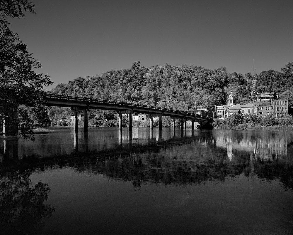 Tim Barnwell Appalachian photographer MArshall NC French Broad River