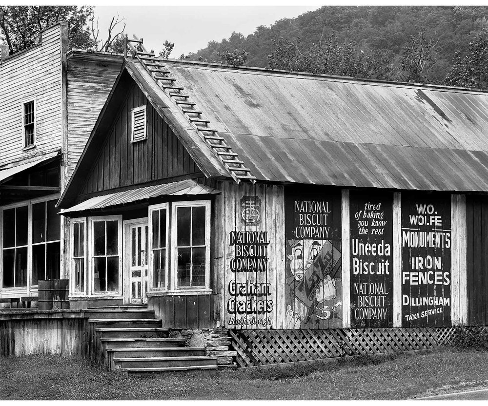 Old country store Plumtree NC Yancey County Tim Barnwell photography