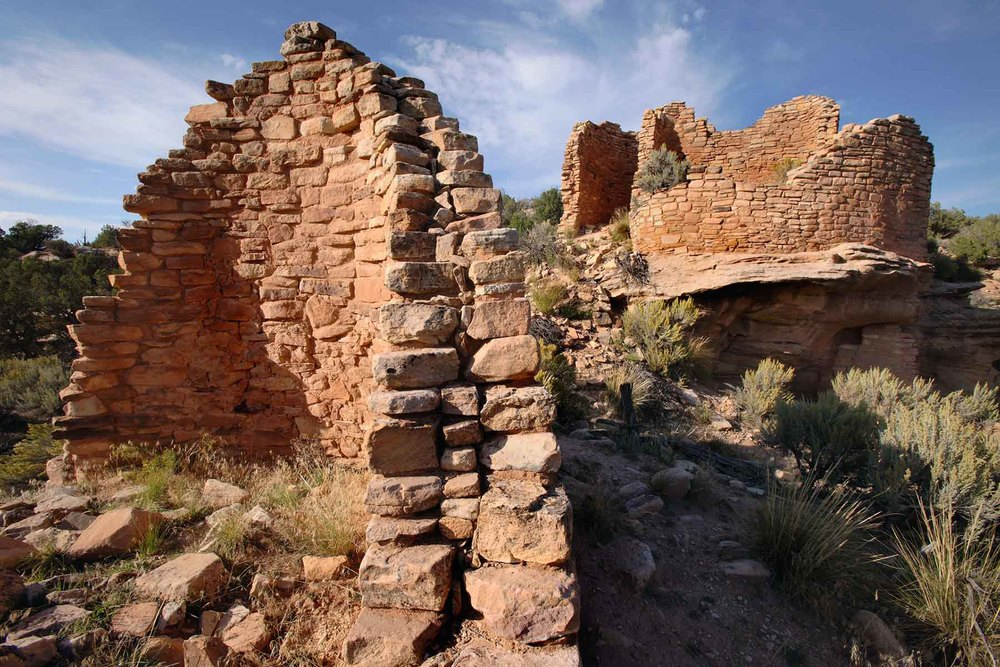 Hovenweep National monument Cortez Colorado Tim Barnwell photographer