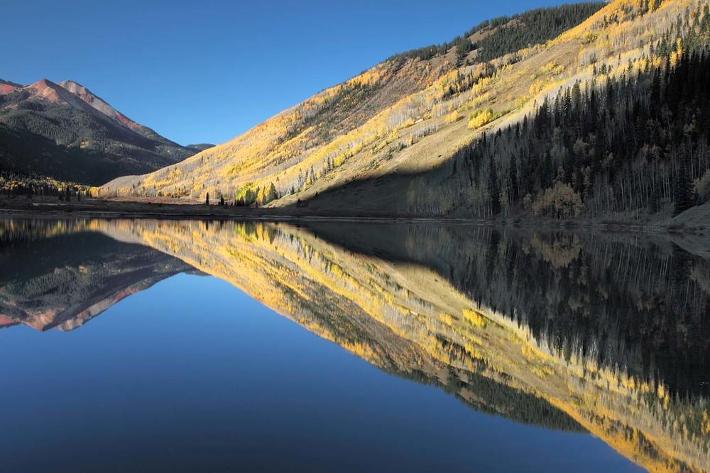 Utah sunrise lake Tim Barnwell photographer