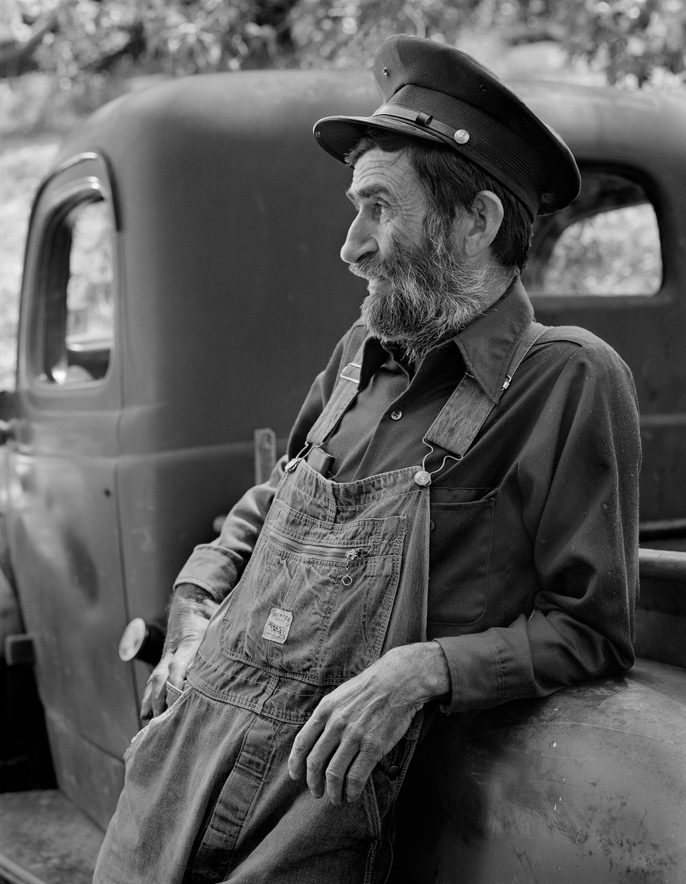 Charlie Thomes appalachian portrait Tim Barnwell photographer