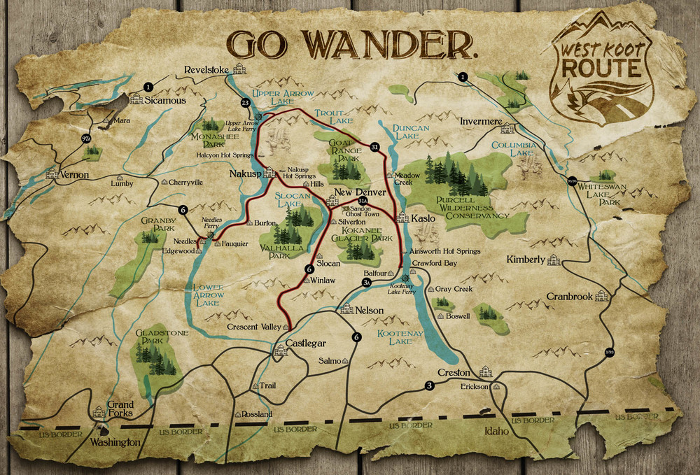 Not all who wander are lost. -- Tolkien