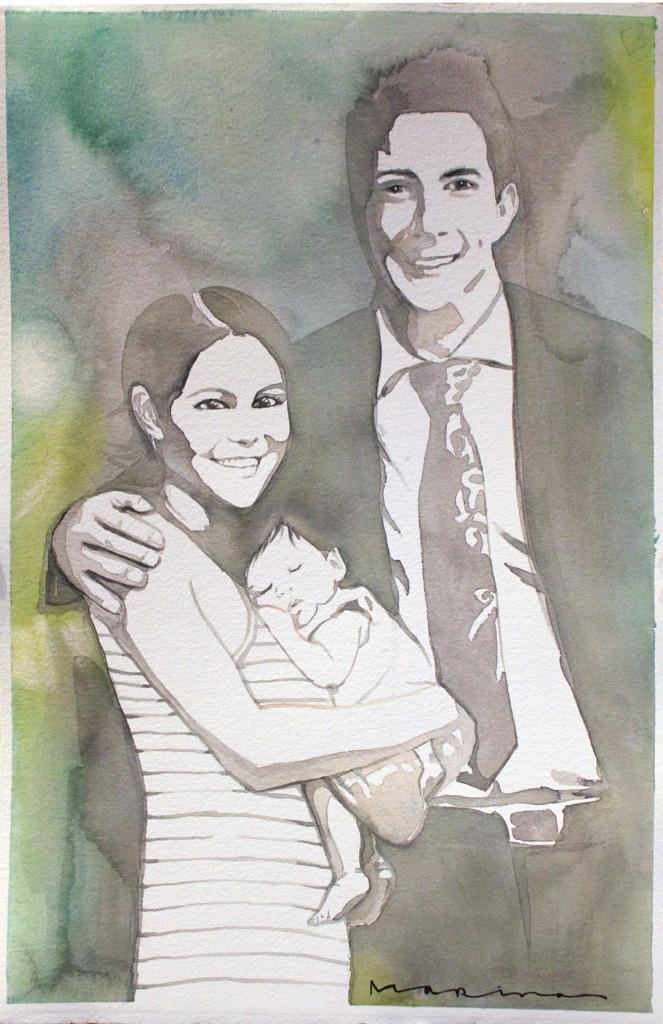 Lara&family