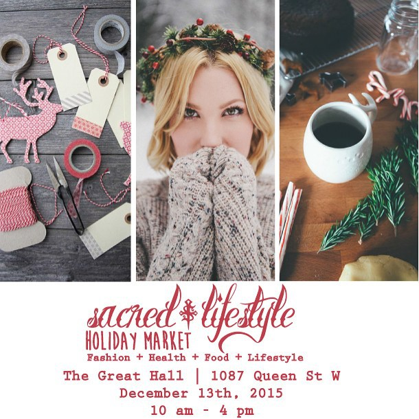 Sacred Lifestyle Holiday Market