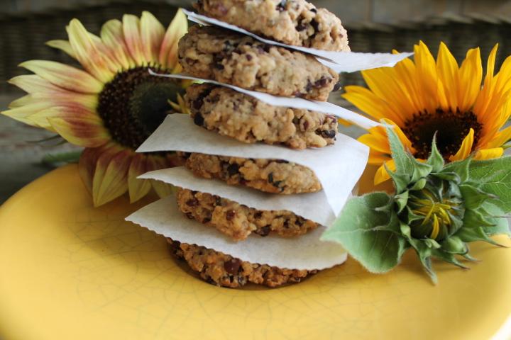 Nourishing cookies.