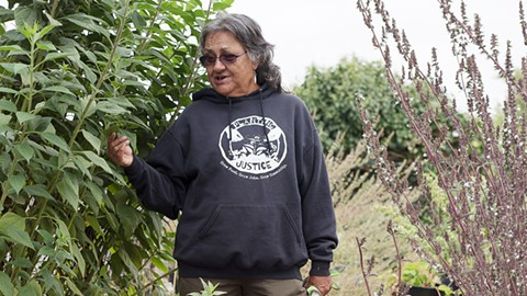 Oakland Organic Gardener Wins Battle Against Roundup  - East Bay Express