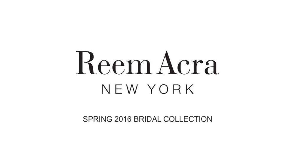Reem Acra New York