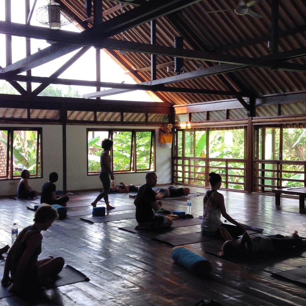 Radiantly Alive in Ubud, Bali