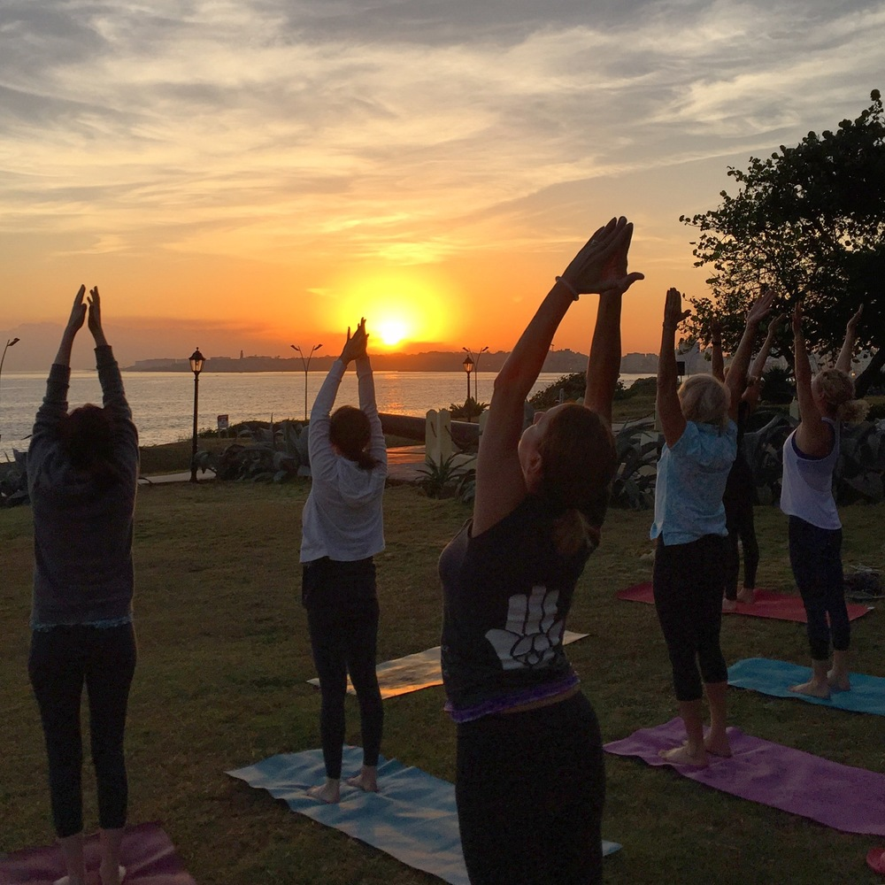 sunrise yoga hotel nacional