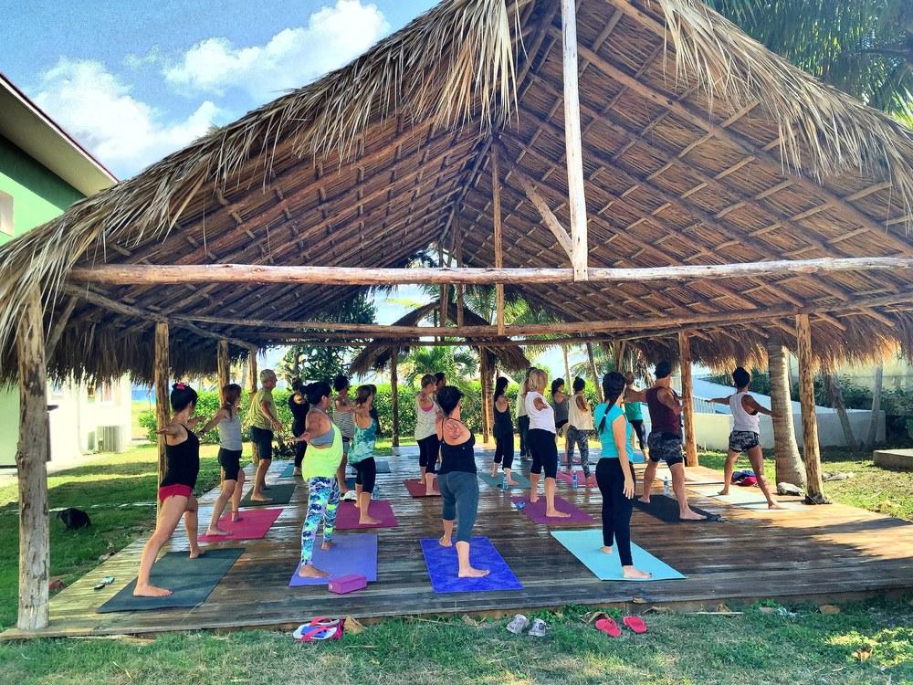 yoga in tarara