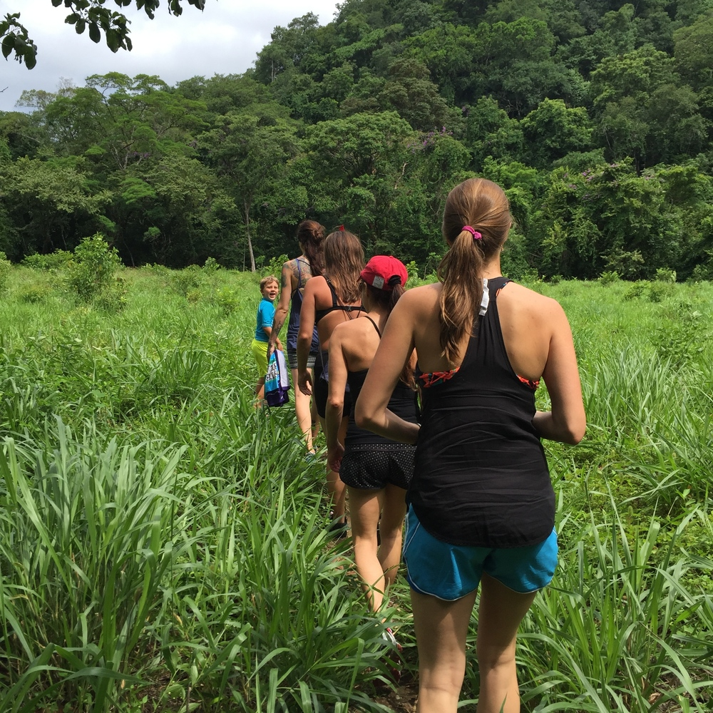 costa rica retreat 2015