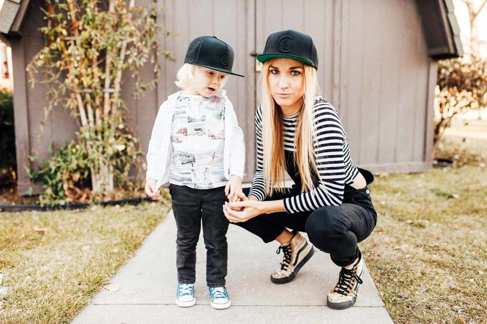 mother-and-son-wearing-the-notorious-slc-snapbacks-salt-lake-city-utah