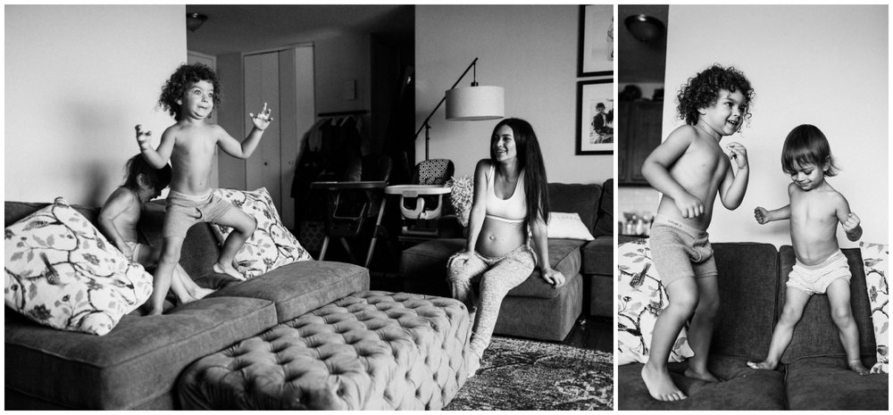 Maternity session at home with Bethany Ciotola and her boys in New York City_0009.jpg