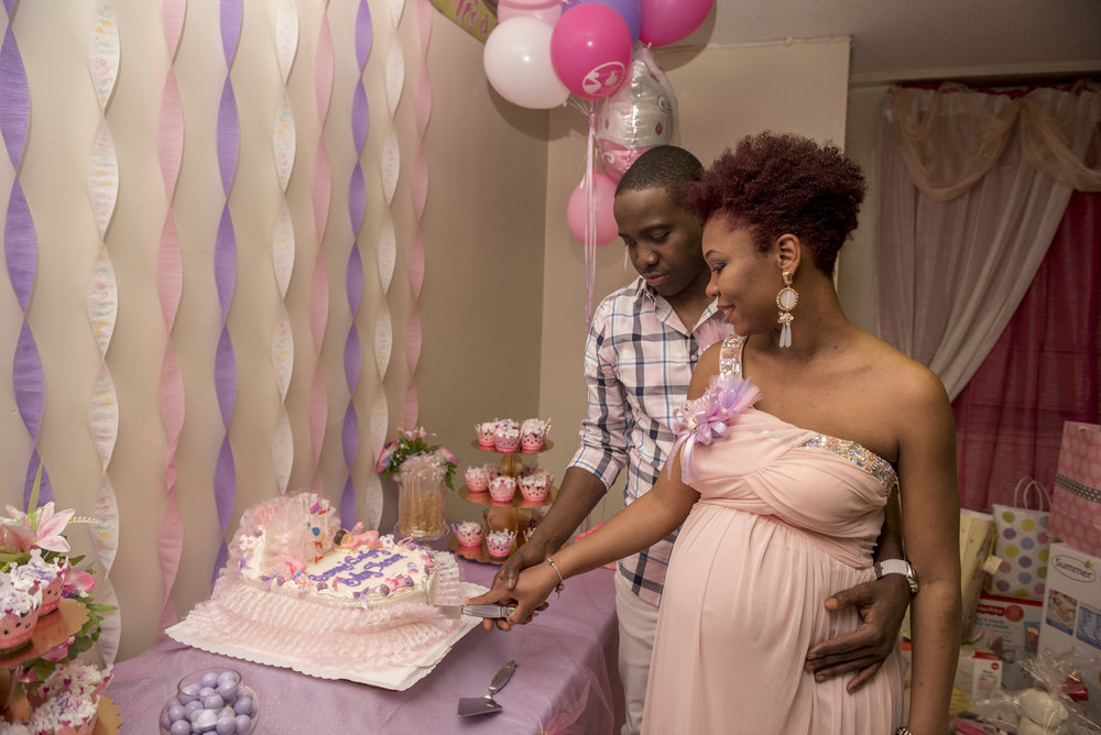 BONIQUE'S BABYSHOWER