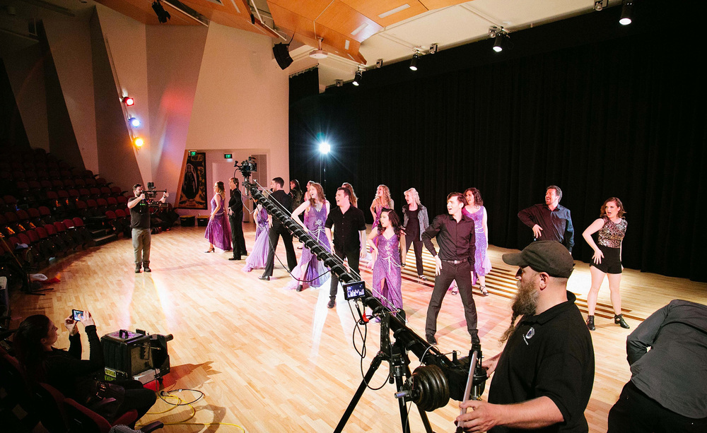 Cast and Crew filming the videos closing number.jpg