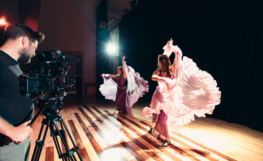 Kirk Pflaum films Dancers Ella Wallace & Larissa Gray (Photo Credit - Emma Smart).jpg