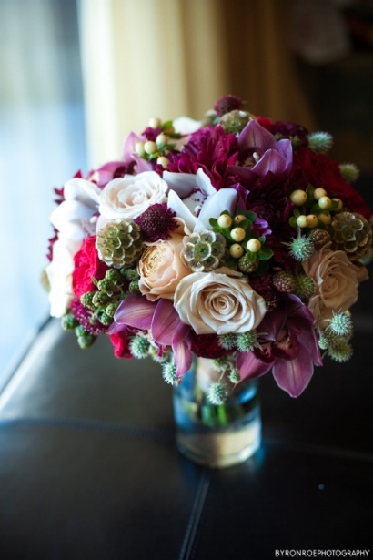 red gold wedding flowers sophisticated floral portland oregon wedding florist resort at the mountain
