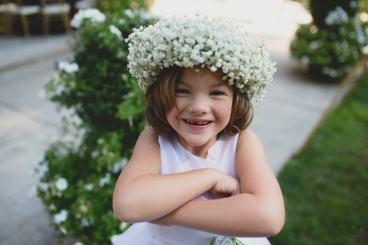 babies breath floral crown sophisticated floral designs portland oregon