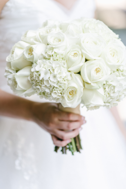 White Wedding Flowers Portland Oregon Wedding Florist Sophisticated