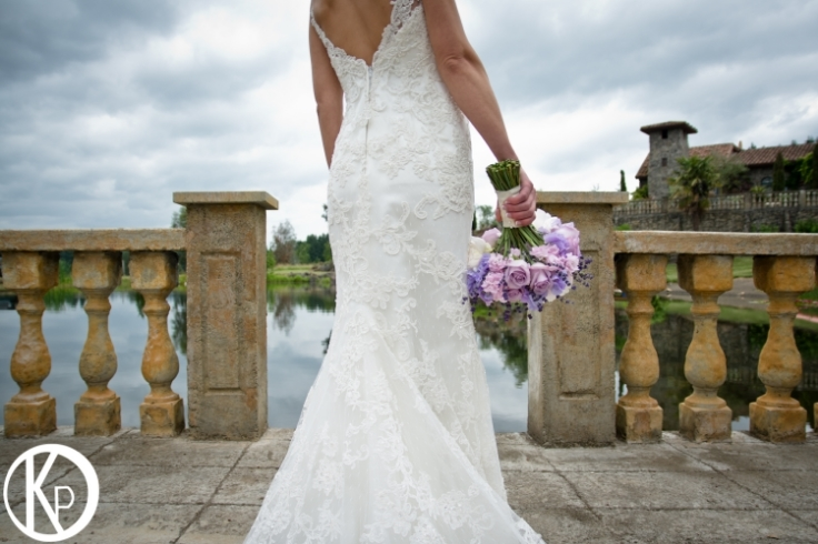 lavender bridal bouquet sophisticated floral designs portland oregon wedding florist