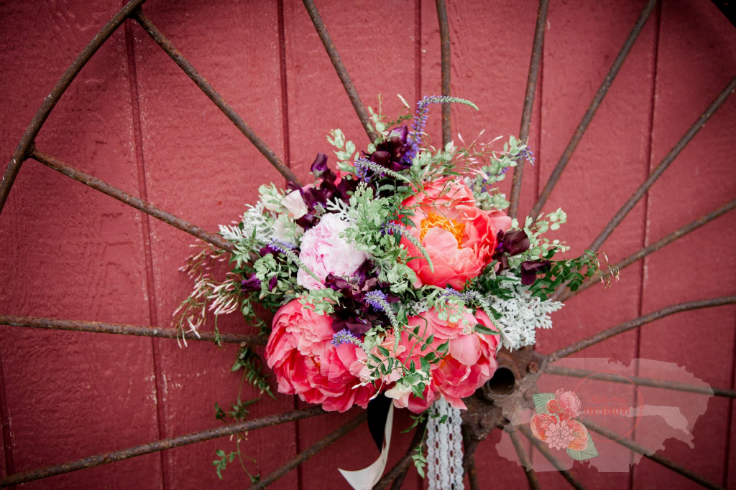 sophisticated floral designs wedding florist bridal bouquet