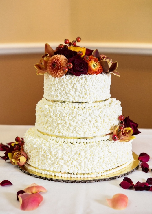 wedding cake flowers rustic elegance sophisticated floral fall flowers abernathy center