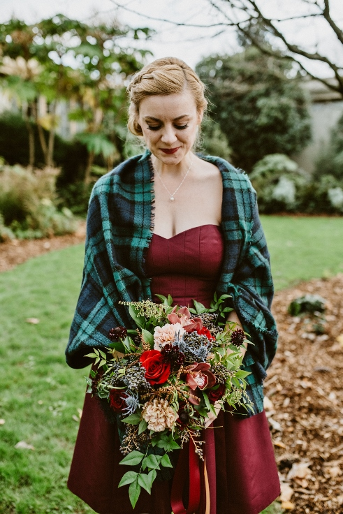 sophisticated floral portland oregon bouquet