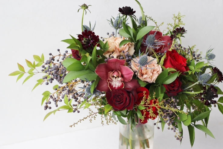 sophisticated floral designs portland florist
