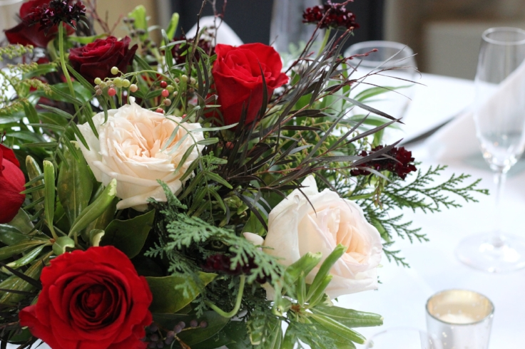 sophisticated floral designs centerpiece