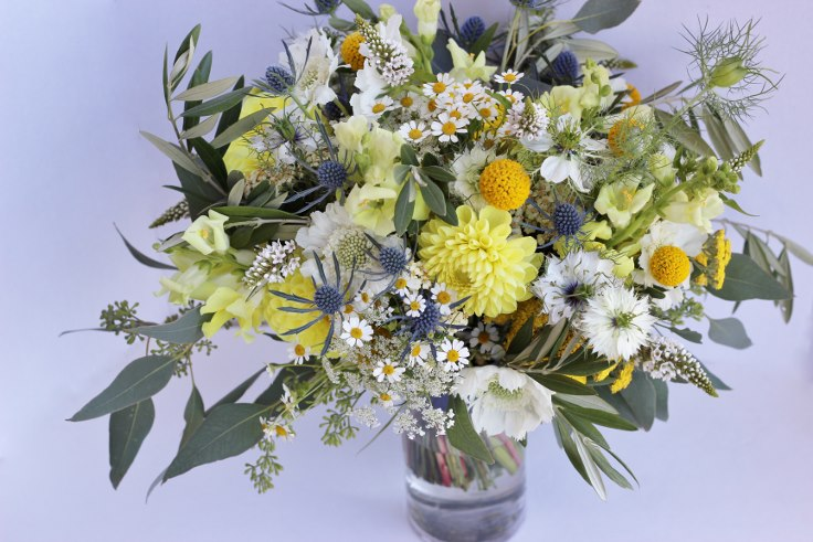 sophisticated floral designs portland oregon wedding florist boho wildflower vintage bouquet
